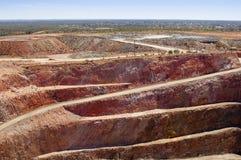 Estrazione mineraria Australia Fotografia Stock Libera da Diritti