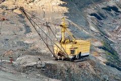 Estrazione mineraria idustry Fotografie Stock