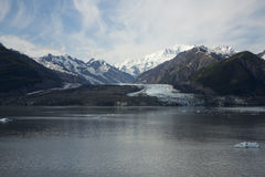 Estrechos helados Alaska hermosa imágenes de archivo libres de regalías