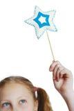 Estrela à disposicão Imagens de Stock Royalty Free