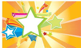 Estrela Fotografia de Stock Royalty Free