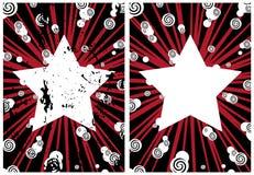 Estrela Imagem de Stock Royalty Free