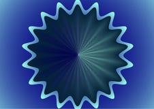 Estrela abstrata Fotos de Stock
