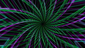 A estrela abstrata do fundo dá forma ao movimento vídeos de arquivo