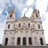 Estrela Basilica Royalty Free Stock Photos