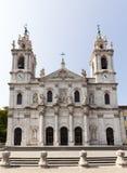 Estrela Basilica at Lisbon. Entrance of Basilica da Estrela at Lisbon Royalty Free Stock Image