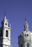 Estrela Basilica, Lisbon, Portugal Royalty Free Stock Photos