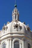Estrela Basilica, Lisbon, Portugal. The Estrela Basilica, Lisbon, Portugal stock image