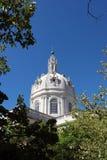 Estrela Basilica, Lisbon, Portugal. The Estrela Basilica, Lisbon, Portugal stock photo