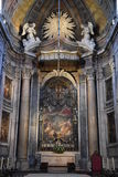 Estrela bazylika w Lisbon, Portugalia obrazy royalty free