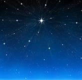 Estrela brilhante ilustração do vetor