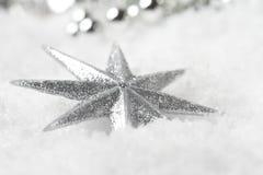 Estrela brilhante do Natal Foto de Stock