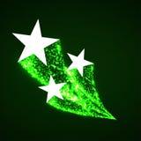 Estrela com poeira Fotos de Stock