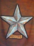 Estrela da boa sorte Imagens de Stock
