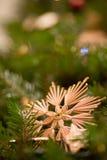Estrela da palha Foto de Stock Royalty Free