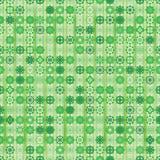Estrela da ramadã muita teste padrão sem emenda vertical Foto de Stock Royalty Free