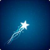 Estrela de aumentação Imagem de Stock