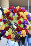 Estrela de Joan Rivers Fotografia de Stock