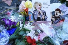 Estrela de Joan Rivers Fotos de Stock
