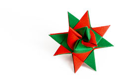 Estrela de Moravian Imagem de Stock