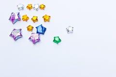 Estrela de papel Imagens de Stock