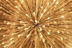 Estrela de queda Fotografia de Stock