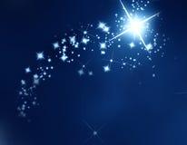 Estrela de tiro Fotografia de Stock