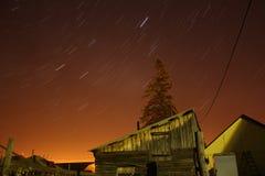 Estrela de trilhas Imagem de Stock Royalty Free