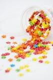 Estrela do açúcar Fotos de Stock