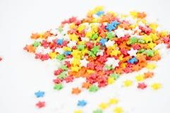 Estrela do açúcar Imagem de Stock Royalty Free