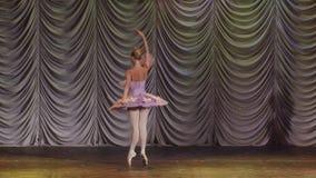 Estrela do bailado de Moscou vídeos de arquivo