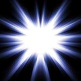 Estrela do fundo Fotografia de Stock Royalty Free