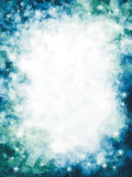 Estrela do gelo Fotografia de Stock