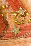 Estrela do Natal fotografia de stock royalty free
