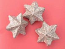 Estrela do Natal Foto de Stock