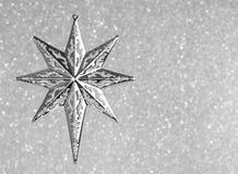 Estrela do Natal Fotografia de Stock
