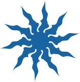 Estrela do tatuagem Fotografia de Stock Royalty Free
