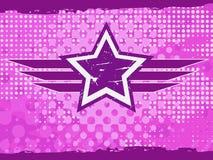 Estrela do vetor Fotografia de Stock Royalty Free