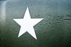 Estrela dos E.U. imagem de stock