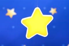 Estrela dourada Imagens de Stock Royalty Free