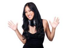 Estrela mundial DJ Imagem de Stock