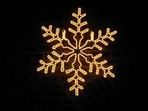 Estrela no advento Imagens de Stock Royalty Free