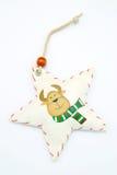 Estrela no veado bonito Foto de Stock Royalty Free