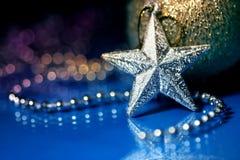 Estrela Sparkling Fotos de Stock