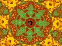 Estrela tribal Imagens de Stock Royalty Free