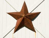 Estrela vermelha Foto de Stock