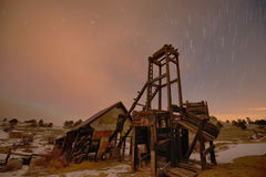 Estrelado e abandonado Foto de Stock Royalty Free