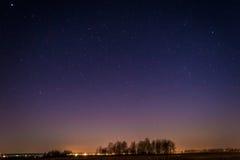 Estrelas Imagem de Stock Royalty Free