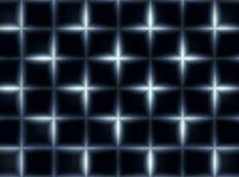 Estrelas brancas abstratas que anunciam o fundo Foto de Stock Royalty Free