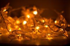 Estrelas brilhantes do Natal Imagem de Stock